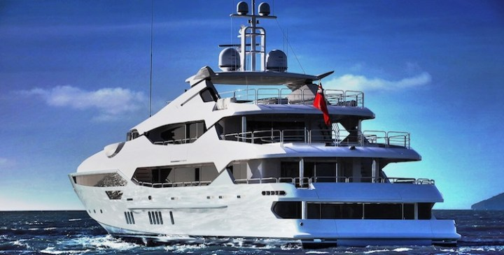 """The superyacht is back"": Sunseeker London Group Sales Director discusses 2014 yachting industry"