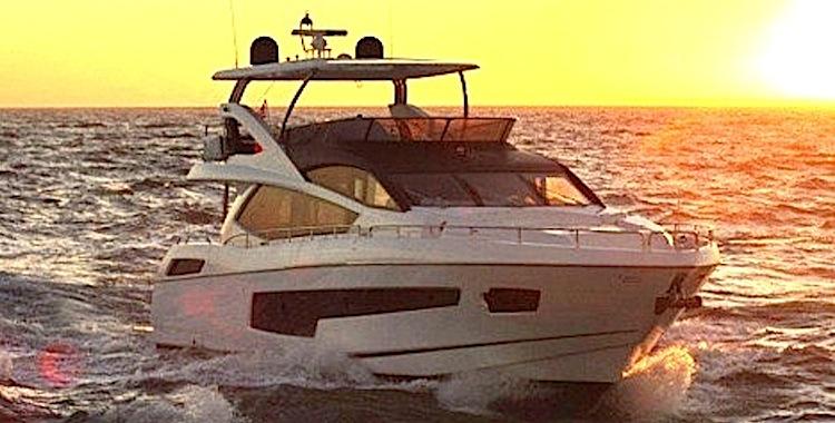 Sunseeker 75 Yacht set to debut in Greek waters with Sunseeker Hellas