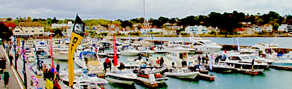 Sunseeker Poole confirms attendance at Sandbanks Boat Show: May 10-11th