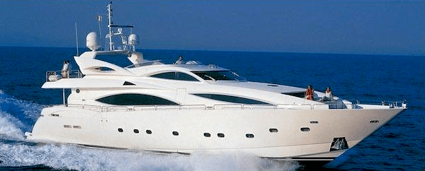 "Sunseeker London completes on 105 Yacht ""BUNNY"" and 82 Yacht ""WHITE GOLD OF LONDON"""
