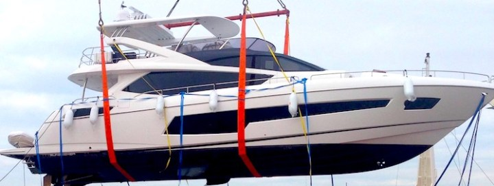 Sunseeker Monaco keep track with Peters & May as 68 Sport Yacht and 75 Yacht are delivered