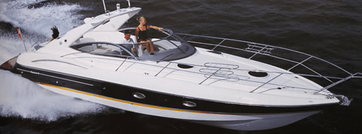"Sunseeker Cheshire and Sunseeker Ibiza confirm sale of Superhawk 40 ""CHAREMAR II"""