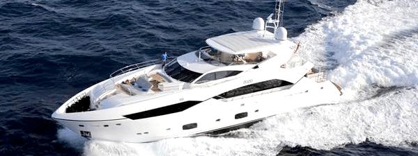"""Sunseeker 115 Sport Yacht """"ZOZO"""" listed by Sunseeker London"""