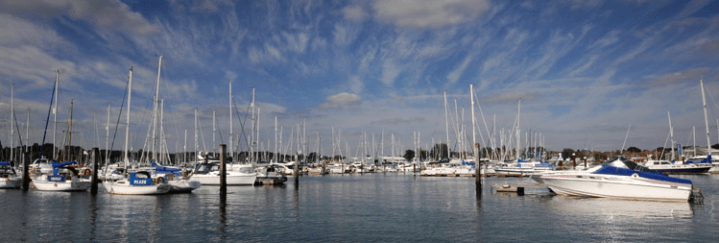 Swanwick Used Boat Show a success with Sunseeker Southampton