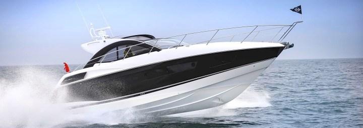 Sunseeker Mallorca deliver new Sunseeker San Remo 485