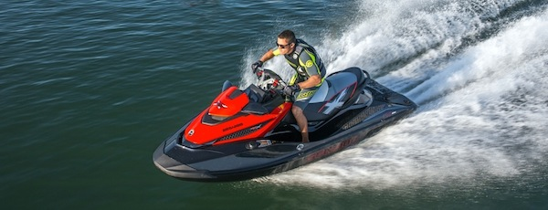 From ATVs to jet skis: Sunseeker Andalucia sponsor BRP event