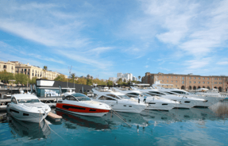 Sunseeker Spain experienced the best Barcelona Boat Show in recent years this October 2014