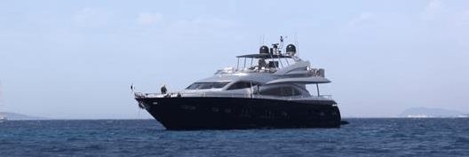 "Sunseeker 90 Yacht ""DEVOTION"" reduced by Sunseeker Poole"