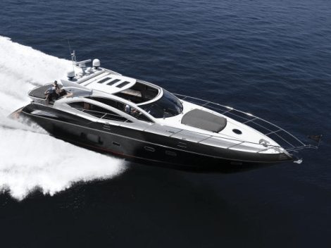 "Sunseeker Poole have announced a price reduction for the Sunseeker Predator 64 ""KASIA II"" now asking £895,000"