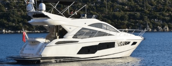 "2014 Sunseeker Manhattan 55 ""WILD THYME TOO"" listed by Sunseeker Poole"