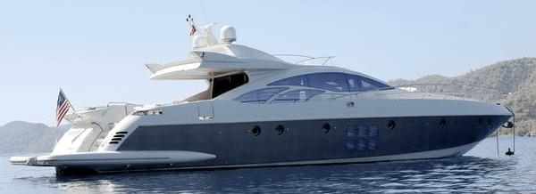 "Sunseeker Turkey announces price reduction on Azimut 86S ""SEA BRIGHT"""