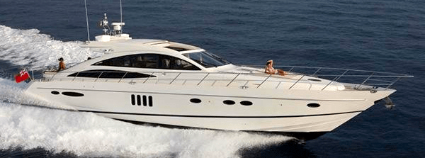 "Princess V70 ""COCO"" for sale with Sunseeker Cannes"