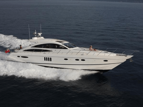 "Sunseeker Cannes have listed the Princess V70 ""COCO"", asking €815,000 Tax Paid"