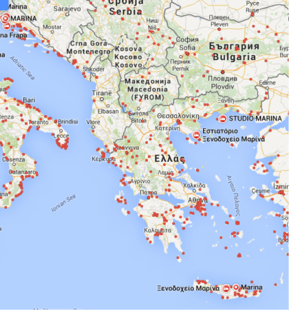 The delivery voyage for the Predator 52 spanned from Sibenik, Croatia to Athens, Greece