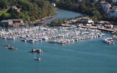 Based in Kingswear in Dartmouth, Darthaven Marina offers a full list of on site services to Sunseeker Torquay clients