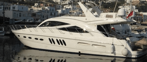 "Sealine T60 ""NIENTE DA FARE"" reduced by Sunseeker Cannes"