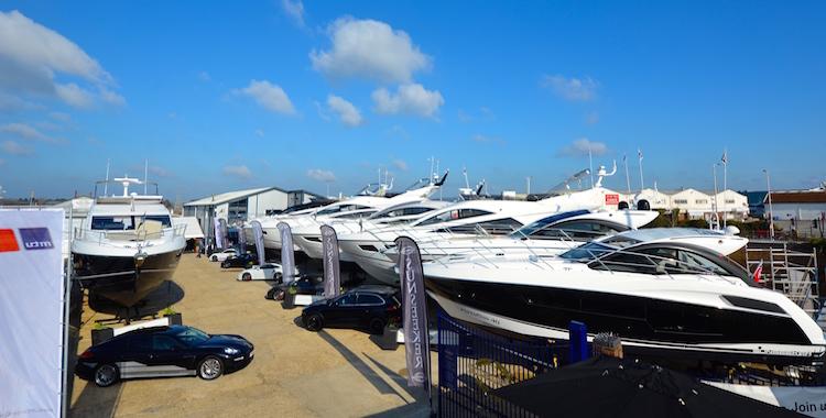 What a start to #SunseekerSeason! Sunseeker Pre-Season Boat Show a great success