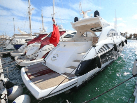 "Fully maintained, serviced and ready to go, the Sunseeker Predator 54 ""JUST"" is lying in Southern Spain"