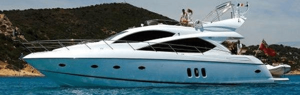 """RUBY, RUBY, RUBY"" Sunseeker Monaco complete sale of Manhattan 60"