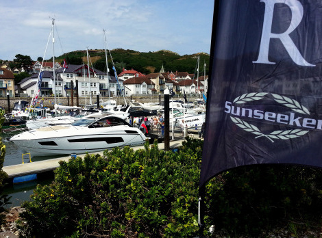 Sunseeker Cheshire is looking forward to a busy calendar of events this #SunseekerSeason