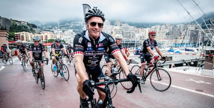 COCC St Tropez-Monaco Charity Ride: The full Sunseeker cyclists diary!