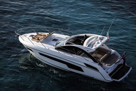 Sunseeker Spain are delighted to announce the sale, completion and delivery of a brand new Sunseeker Portofino 40