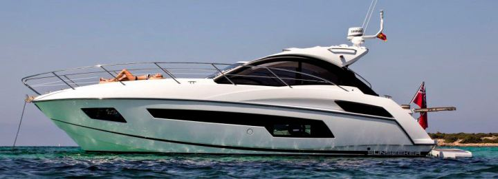 Sunseeker Spain announce delivery of new Portofino 40