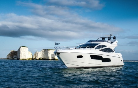 Sunseeker 80 Sport Yacht - NEW & AVAILABLE FOR IMMEDIATE DELIVERY