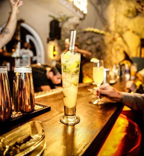 DRINK: The Bartender Bar, Abu Tig Marina, El Gouna, Red Sea, Egypt