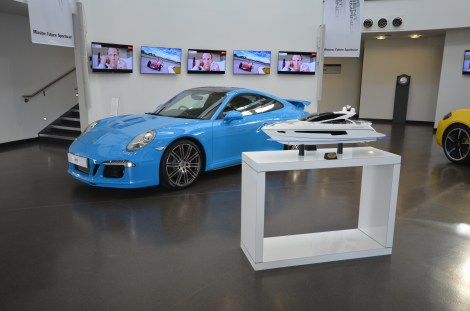 The Full Porsche Experience: Sunseeker London, Chopard and Teens Unite host Silverstone driving day