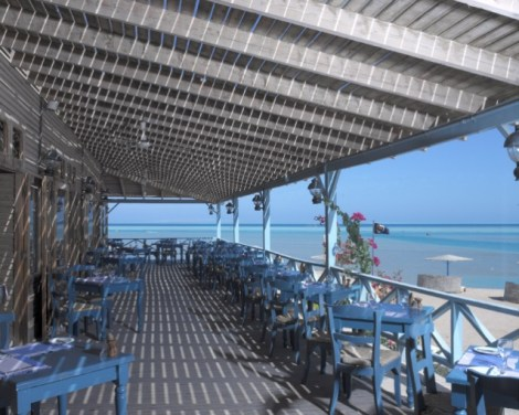 EAT: El Sayadin Restaurant at The Mövenpick Hotel, El Gouna, Red Sea, Egypt