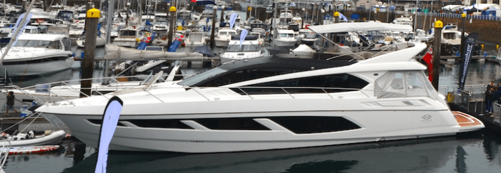Event Review: Sunseeker at Jersey Boat Show 2015