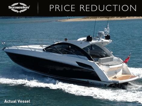 "Price reduction announced on Sunseeker Portofino 40 ""SPLENDIDO"""