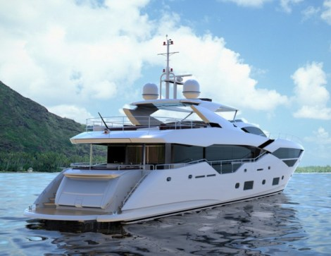 Sunseeker Monaco sells NEW 116 Yacht during Monaco Yacht Show