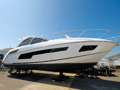 Sunseeker Portofino 40, DRIFTWAY available for sale at £319,995 TAX Paid