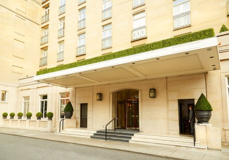 The Berkeley, part of Maybourne Hotel Group is the essence of contemporary chic