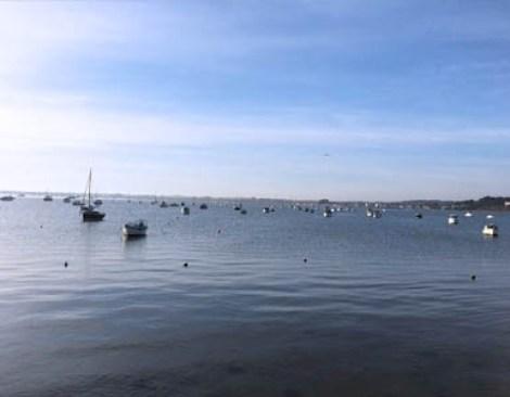 Rick Stein's Sandbanks restaurant will boast stunning views overlooking Poole Harbour