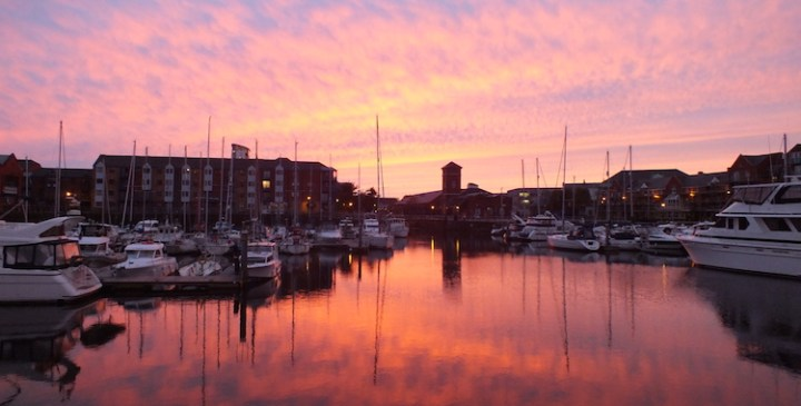 #MyMarina: Sunseeker Cheshire Marina Tour of Northern England and Wales