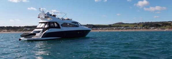 This Bank Holiday weekend join Sunseeker Cheshire at The Warren