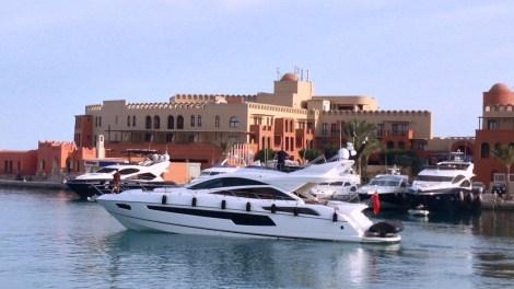 Sunseeker Egypt secure a number of new berths in Abu Tig Marina, el Gouna, Egypt