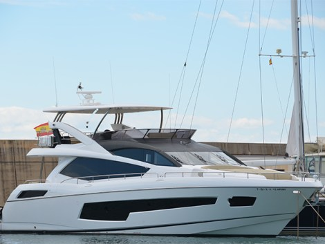 ARIMI is located in Spain and currently for sale asking £2,395,000 ex TAX