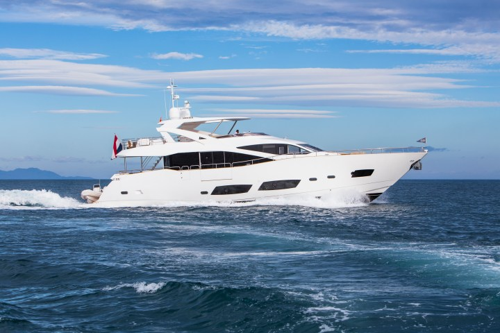 Barcelona Boat Show, starts tomorrow with Sunseeker Spain