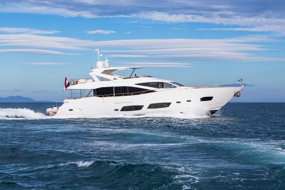 Barcelona Boat Show, starts tomorrow with Sunseeker Spain