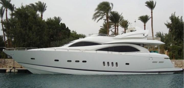 New Listing: Sunseeker Poole list Sunseeker 94 Yacht Miss Sarah