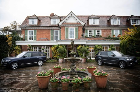 Chewton Glen provided the perfect location for the annual Sunseeker International Distributor Conference 2015