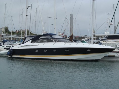 'IMPULSE' is a truly beautiful example of a very popular Sunseeker model