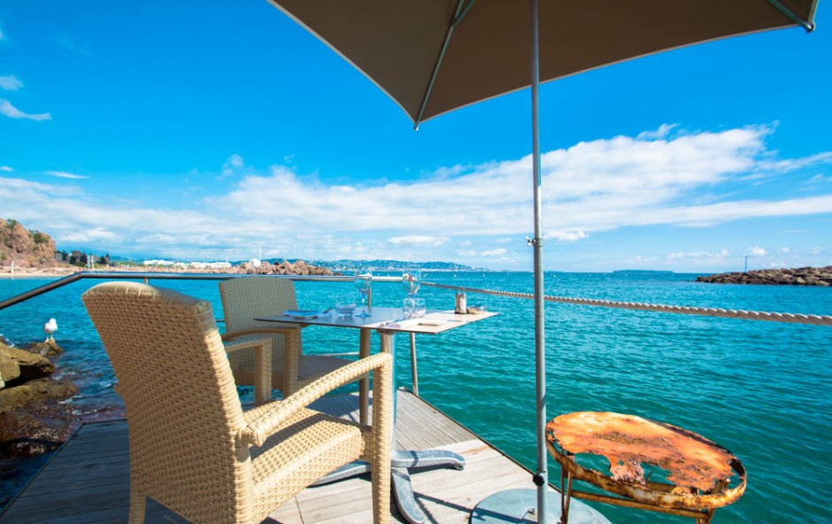 Eat, Drink, Sleep: Sunseeker La Napoule in partnership with Winged Boots present the best spots on the French riviera
