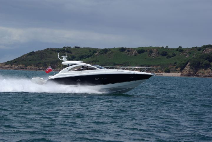 Sunseeker Channel Islands list Sunseeker Portofino 47 MOJO
