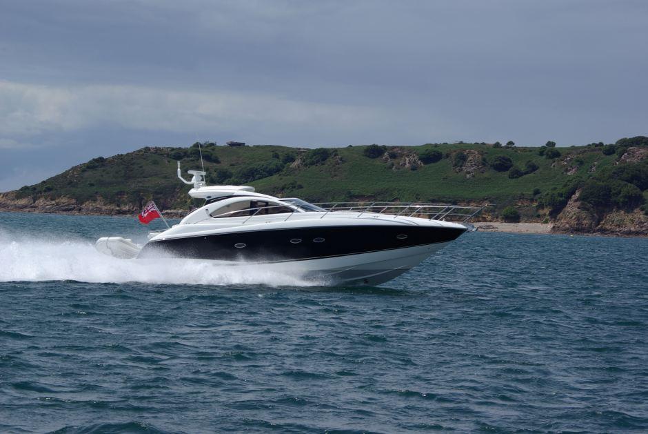Sunseeker Channel Islands list Sunseeker Portofino 47 MOJO