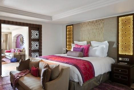 The Tiara Miramar Beach Hotel & Spa offers spacious rooms with sea views